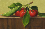 Cherries on Ledge III