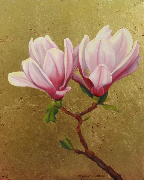 Magnolia Couple