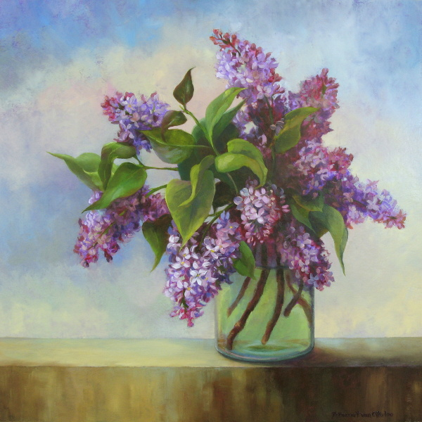 May Day Lilacs